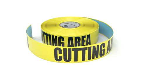 Cutting Area - Inline Printed Floor Marking Tape