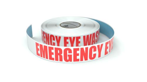Emergency Eye Wash - Inline Printed Floor Marking Tape
