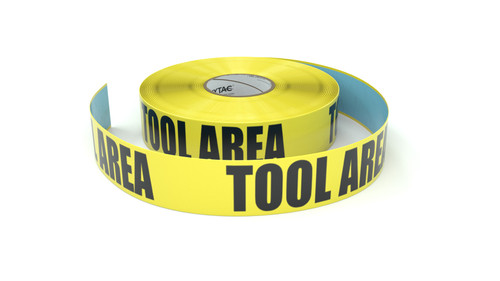 Tool Area - Inline Printed Floor Marking Tape
