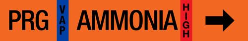Ammonia Label - Purge