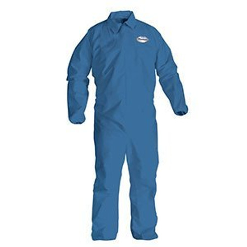KleenGuard A20 General Use Coverall - zipper front, elastic back/wrists/ankles