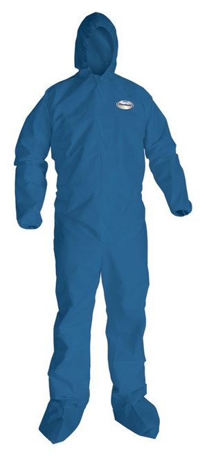 KleenGuard A20 - Hooded and Booted Coverall