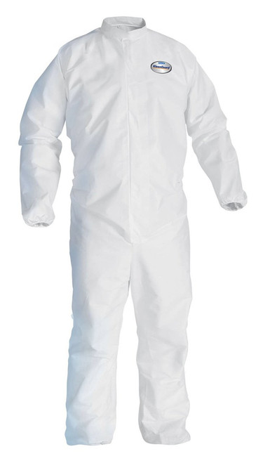 KleenGuard A30 - coverall with elastic wrist/ankles