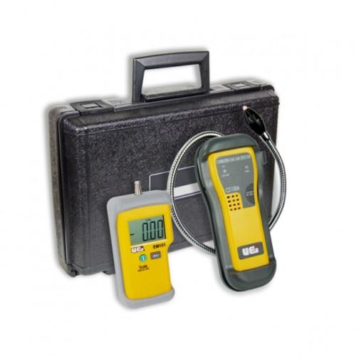 Gas Leak Detector Kit - NIST Certified