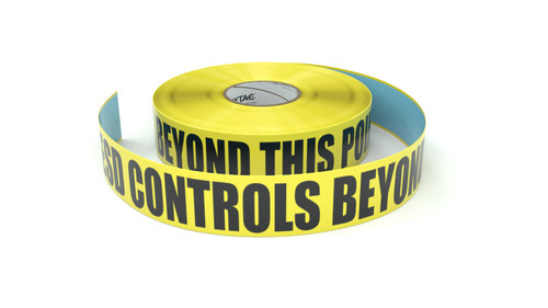 ESD: ESD Controls Beyond This Point - Inline Printed Floor Marking Tape
