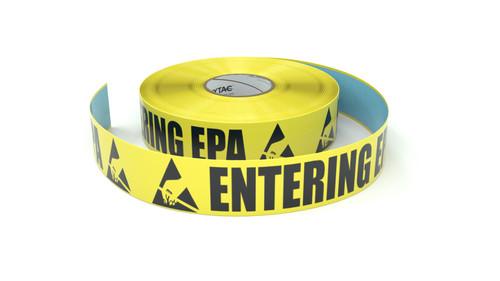 ESD: Entering EPA - Inline Printed Floor Marking Tape