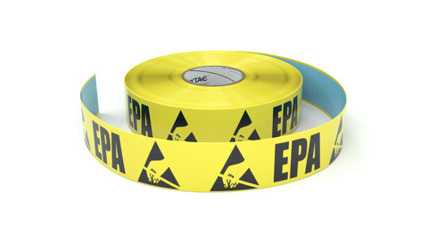 ESD: EPA - Inline Printed Floor Marking Tape