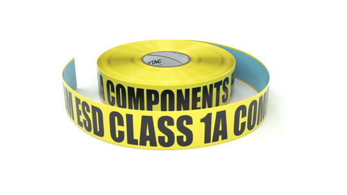 ESD: HBM ESD Class 1A Components Here - Inline Printed Floor Marking Tape
