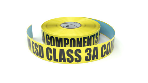 ESD: HBM ESD Class 3A Components Here - Inline Printed Floor Marking Tape
