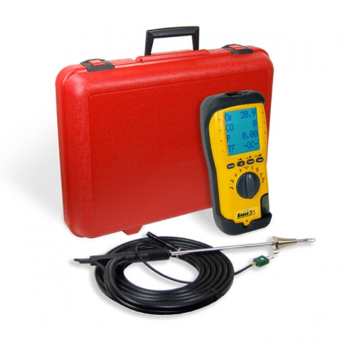 EAGLE 3X COMBUSTION ANALYZER