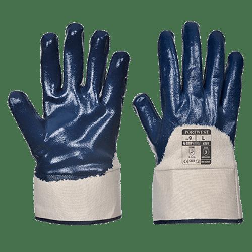 Portwest A301 Nitrile Safety Cuff Glove