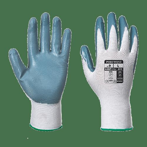 Portwest A310 Flexo Grip Nitrile Glove
