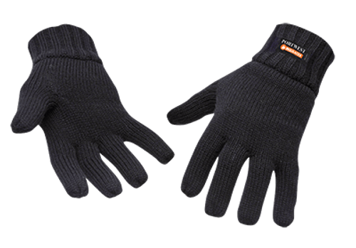 Portwest GL13 Knit Glove Insulatex Lined