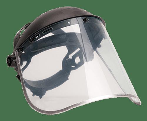 Portwest PW96CLR PPE Browguard Plus Clear