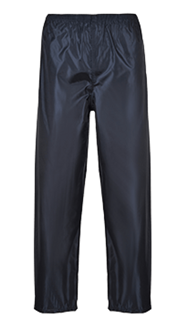 Portwest Rain Trousers, Navy