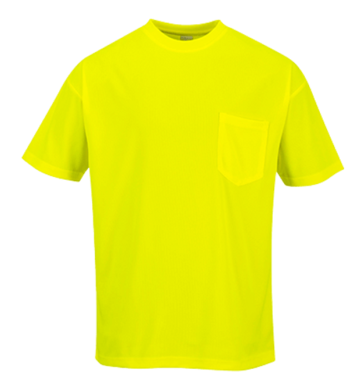 Portwest S578 Short Sleeve Pocket T-Shirt