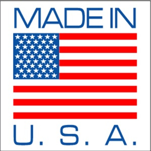 Made In Usa - Label Roll