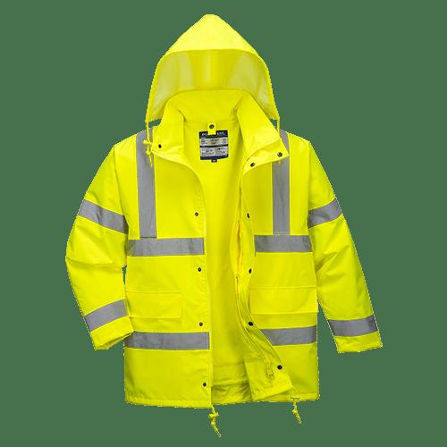 Hi-Vis 4in1 Jacket, Yellow