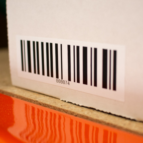 Serialized Barcode Labels