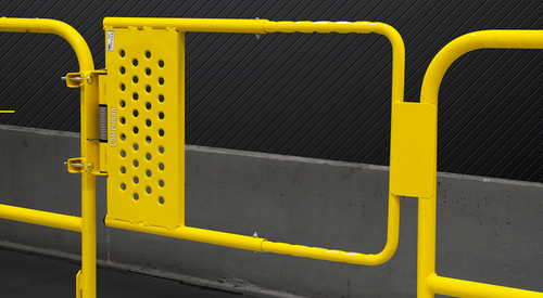 Cotterman Self-Closing Safety Gate