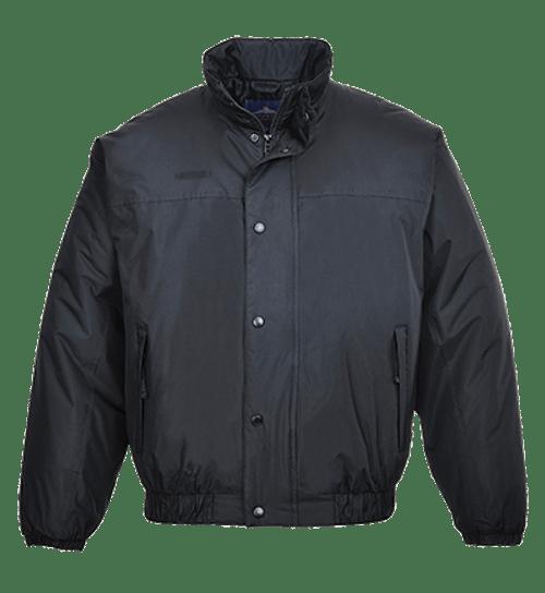 Falkirk Bomber Jacket - Black