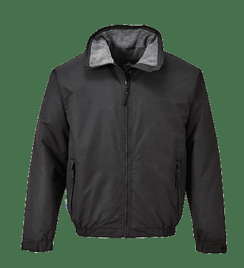 Moray Bomber Jacket - Black