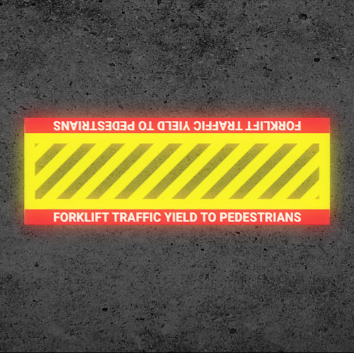 SignCast S300 Virtual Sign - Crosswalk Sign