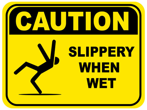 photo regarding Printable Wet Paint Sign named Warning Soaked Surface Symptoms Artistic Basic safety Deliver