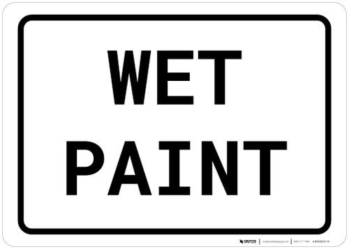 Wet Paint Landscape