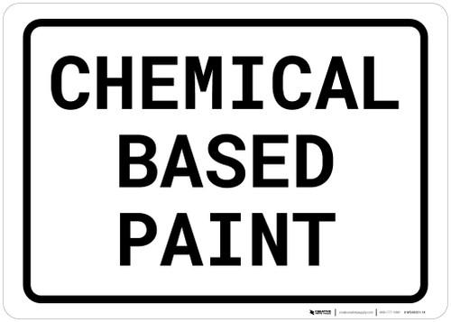 Chemical Based Paint Landscape