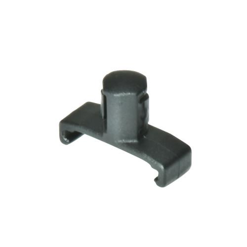 """3/8"""" Dura-Pro Twist Lock Socket Clips - 15 pack - Black"""