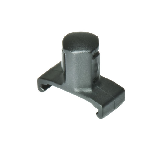 "1/2"" Dura-Pro Twist Lock Socket Clips - 15 pack - Black"