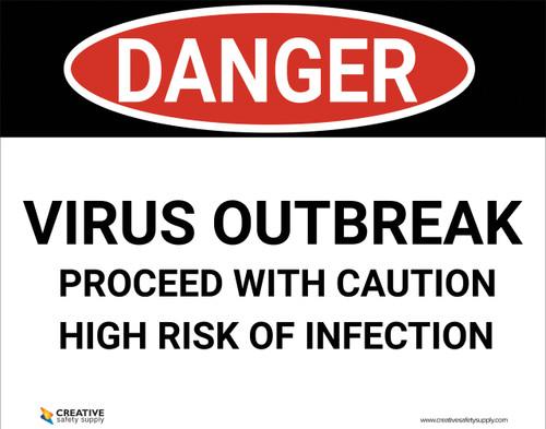 HZ-Virus Outbreak - Poster