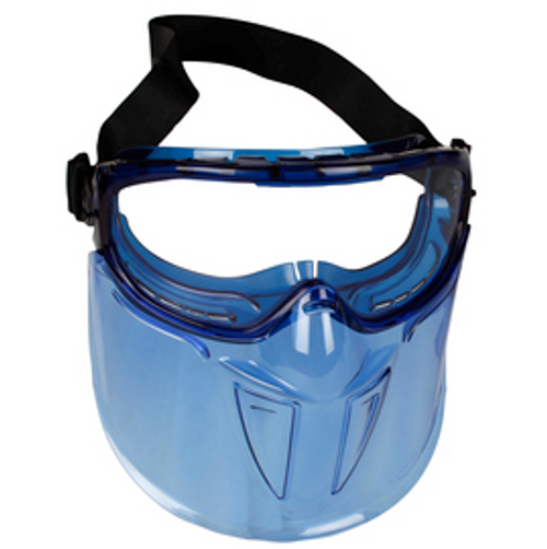 Safety Face Shield >> Kimberly Clark Jackson Safety Face Shield And Splash Goggles With Clear Lens