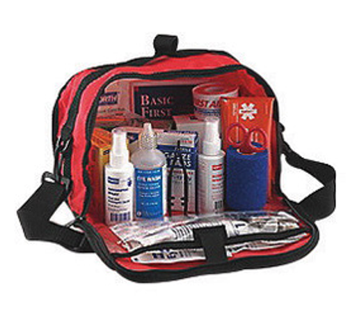 Honeywell Redi-Care™: Portable Responder First Aid Kit With CPR Barrier