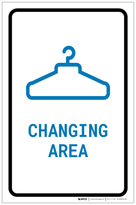 Changing Area with Icon Portrait v2 - Label
