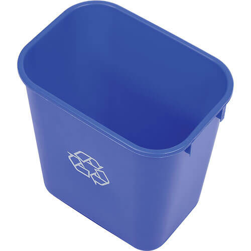 13-Quart Recycling Bin