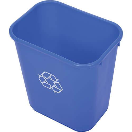 28-Quart Recycling Bin