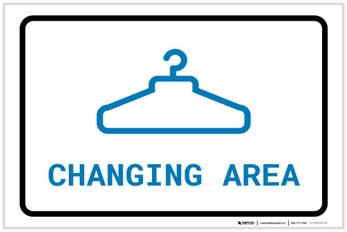 Changing Area with Icon Landscape v2 - Label