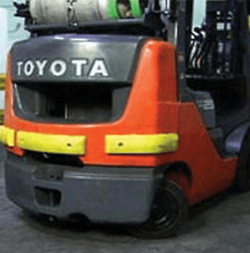 IRONguard Safe-Bump Forklift Protector