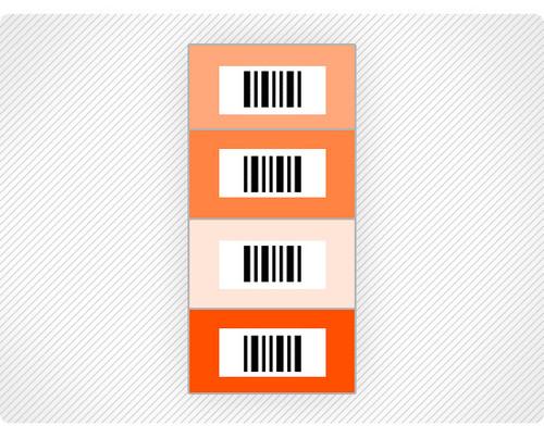 Custom Totem Pole Rack Labels