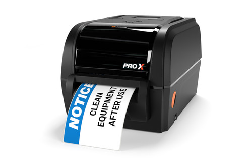 OSHA Industrial Label Printer