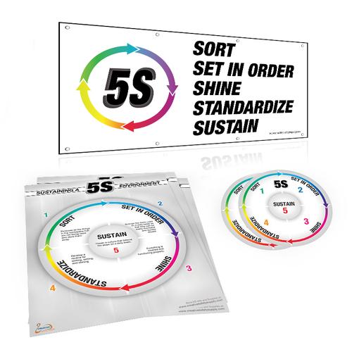 5S Sustain Awareness Package