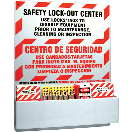 Prinzing Bilingual Safety Lockout Center