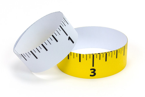 Industrial Adhesive Rulers - Floor Marking Sign