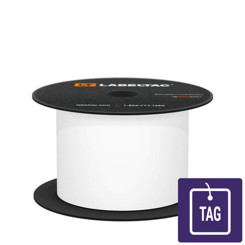 LabelTac Tear-Resistant Tag Stock