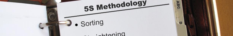 5S Event Audit Tools