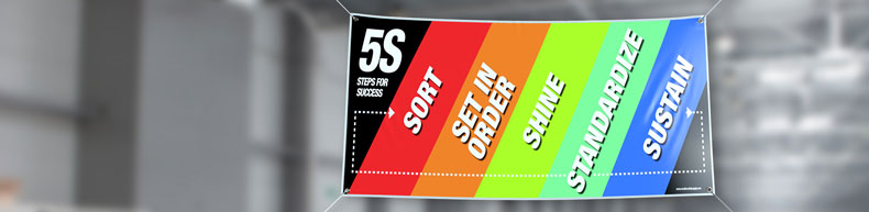 5S Banners