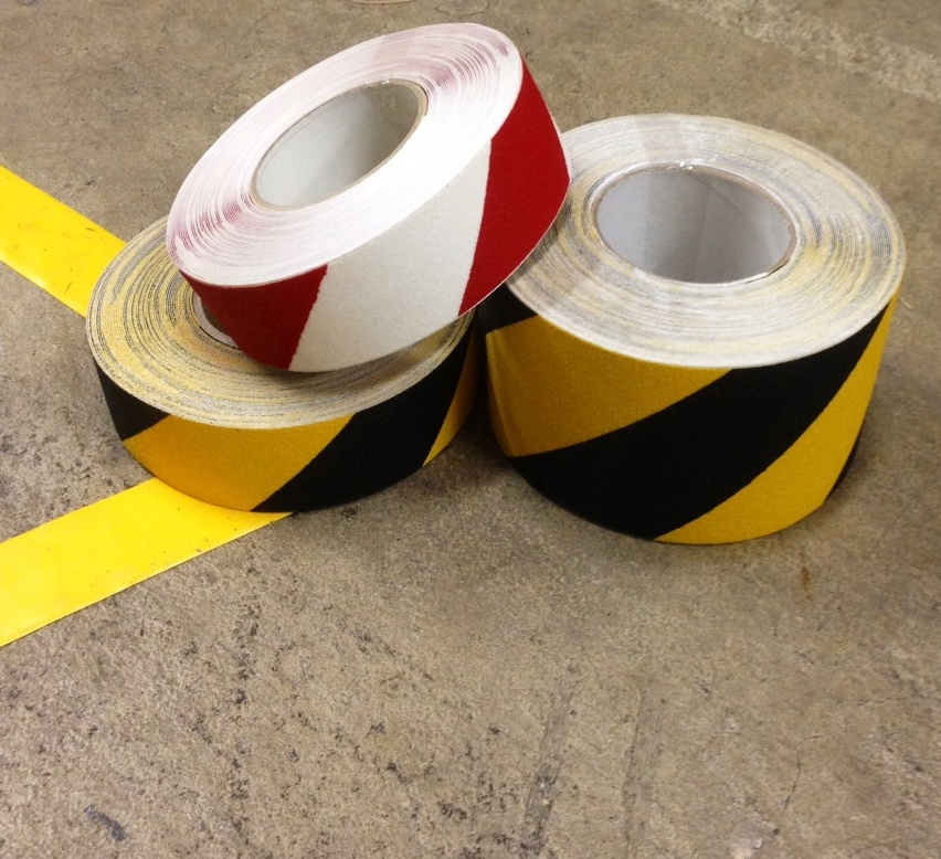 Industrial Caution Tape