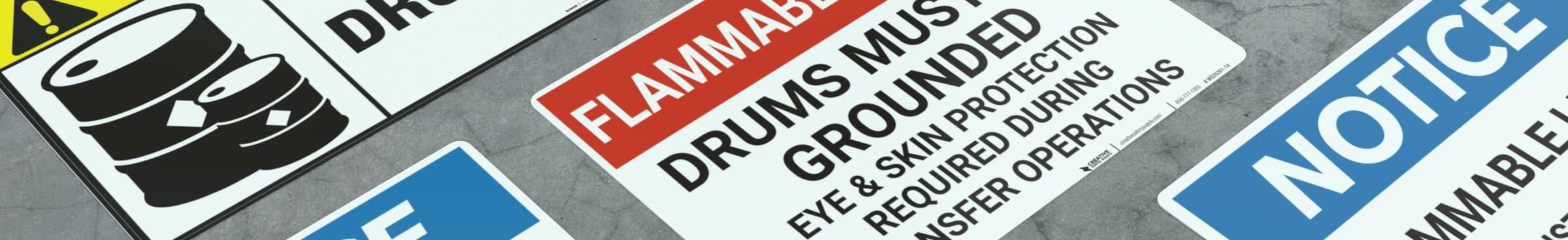Drum Signs